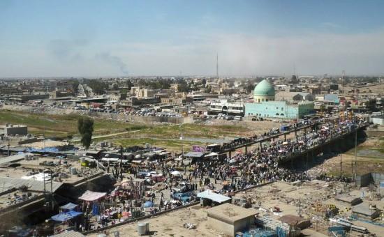 Bazaar de Kirkouk - avril 2013 - AQ / Noria Research ©